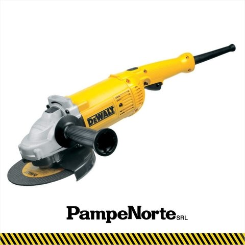Amoladora angular DEWALT 230mm 2200W