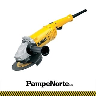 Amoladora angular DEWALT 180mm 2200W