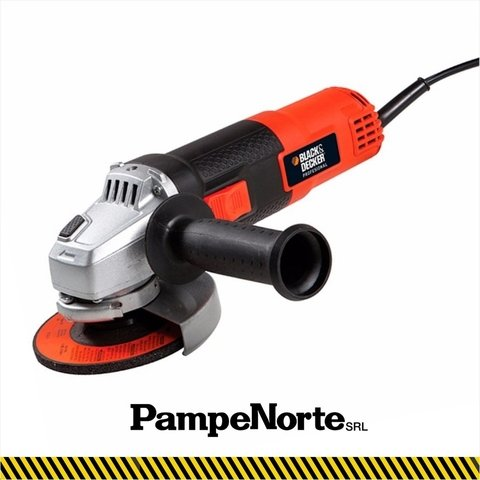 Amoladroa Angular Black&Decker 115mm 820W