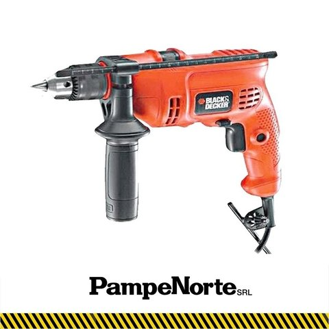 Taladro Percutor Black&Decker 13mm 600W