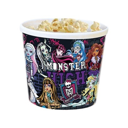 Pote Pipoca Monster High