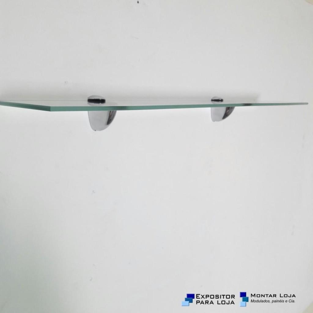 Prateleira vidro 4mm banheiro Bico Tucano Montar Loja #11248C 1024 1024