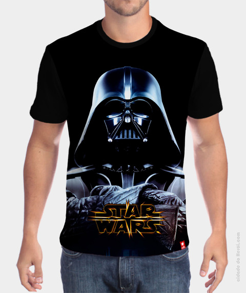 Camiseta Darth Vader - Star Wars