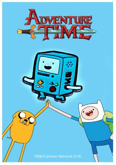 Adventure Time Pins - BMO en internet