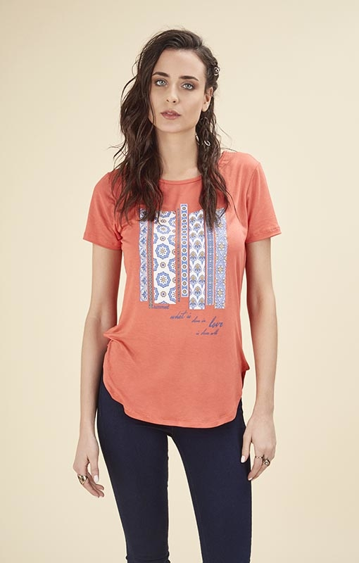 A499 Remera modal guardas LUCKNOW