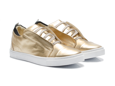 TENIS FIFTH4704 - SOFT OURO