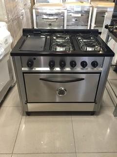 Lvequipamiento for Cocinas 8 hornallas
