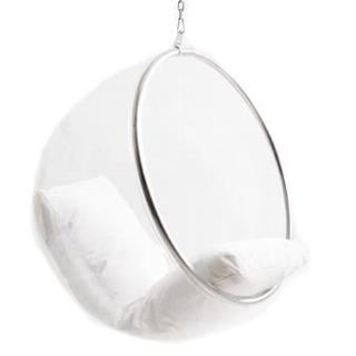 Sillón Bubble  (Blanco)