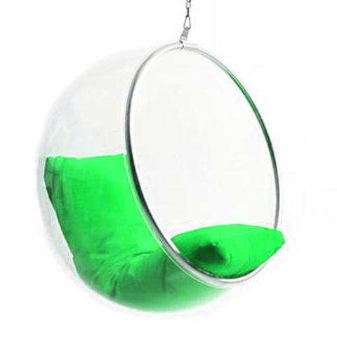 Sillón Bubble  (Verde)