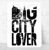 Cuadro Decorativo (50 x 70 cm.) Big City Lover