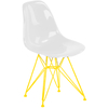 Silla DSR (Nacional- Brillante Blanco/Base Color)