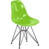 Silla DSR (Nacional- Brillante Color/Base Negra)