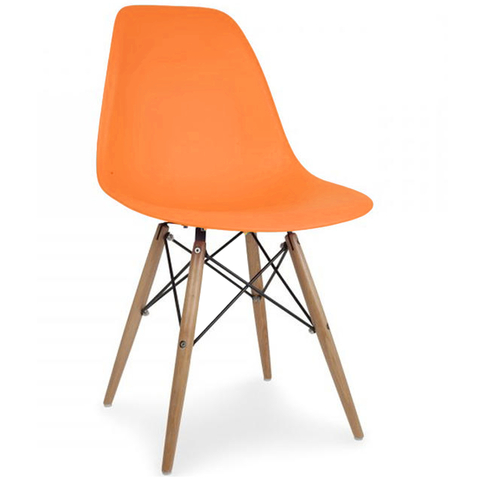 Silla DSW (Nacional- Mate/Colores)  (copia)