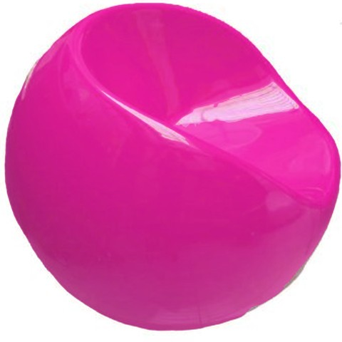 Sillón Fun Ball XL (Fucsia)