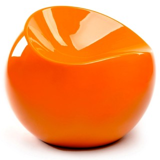 Sillón Fun Ball XS (Naranja)