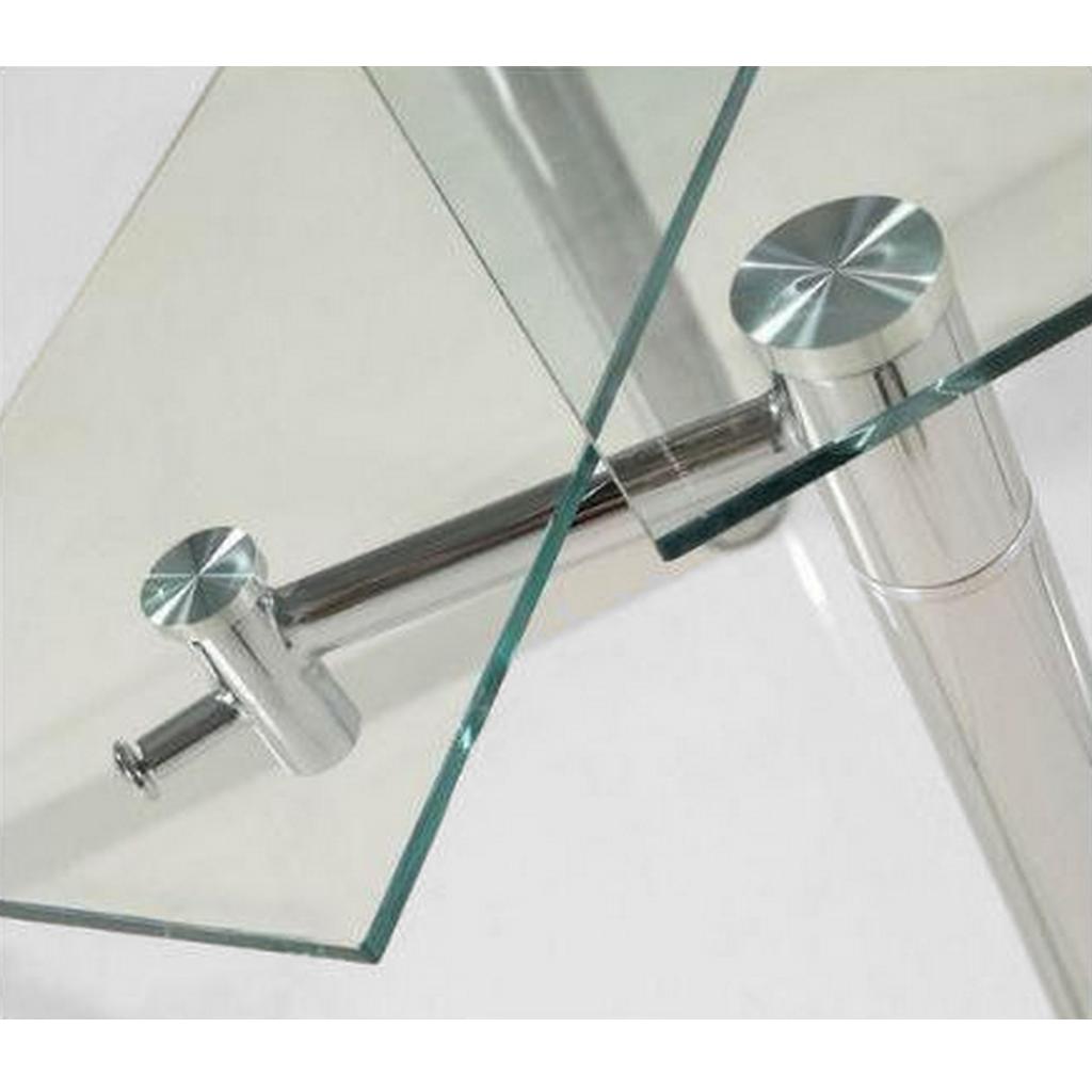 Mesa comedor de vidrio negro car interior design for Mesas de vidrio de diseno