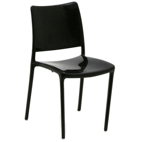 Mini Silla Bellini (Negra)