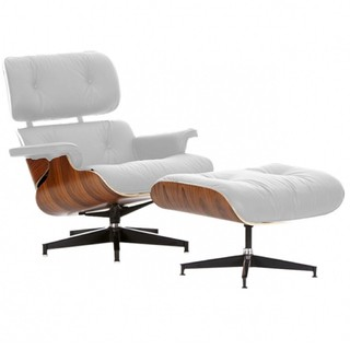 Chaise Lounge Herman Miller (Cuero-Madera) (copia)