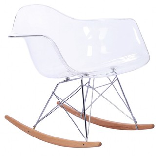 Sillón Mecedor RAR (Blanco) (copia)