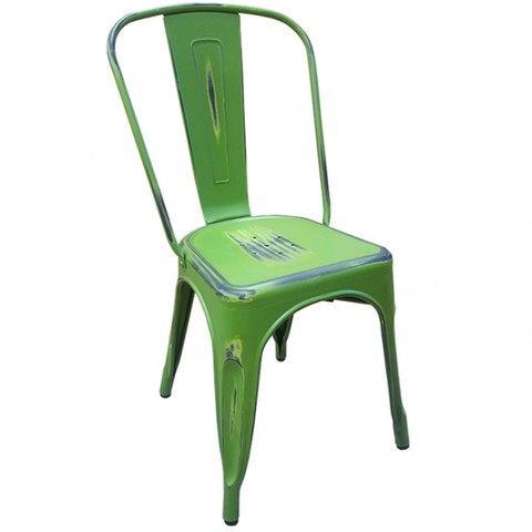 Silla Tolix Verde (Old Green)