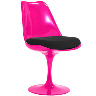 Silla Tulip (Colores High-Gloss / Liso)