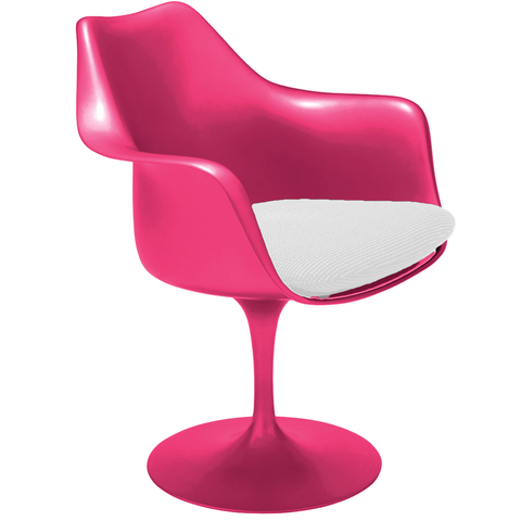 Sillón Tulip (Colores High-Gloss / Gold Perlado) (copia) (copia)