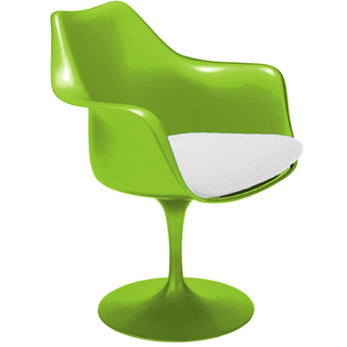 Sillón Tulip (Colores High-Gloss / Aqua Perlado)  (copia) (copia)