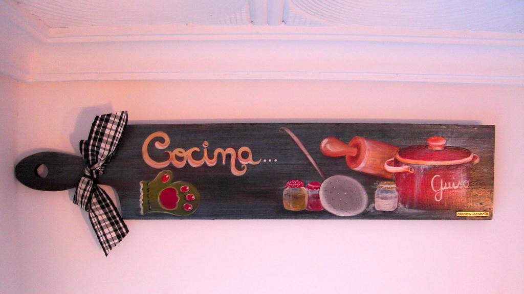 Cartel tabla de baguette cocina - Carteles de cocina ...