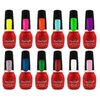 Esmalte Semipermanente Neon X12 Color Gel Uvled Fengshangmei