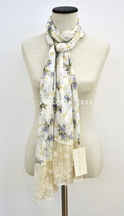 ART.151 - PASHMINA LIBERTY GALON
