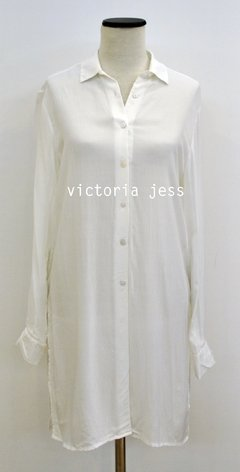 ART.1890 - CAMISA LARGA VISCOSA