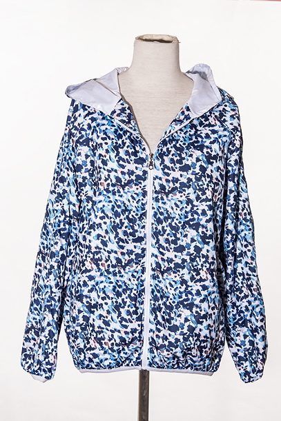 IMPERMEABLE ANIMAL PRINT