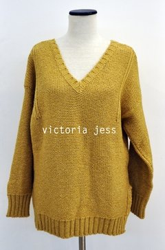 ART.919 - SWEATER SCOTE V CALADOS