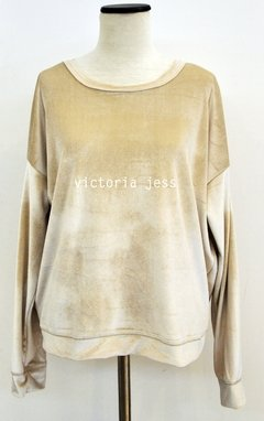 ART.932 - SWEATER VELVET