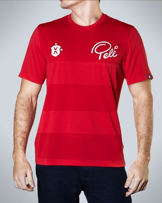 Camiseta Pelé Vented Solid Stripe Gameday- S12AMPL040-033/055
