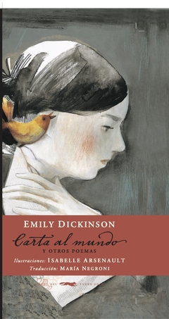 Emily Dickinson, Isabelle Arsenault, poesía,
