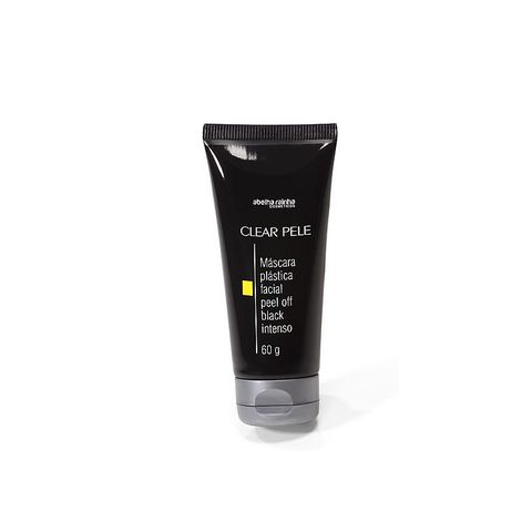 3647 - CLEAR PELE - MASCARA PEEL OFF BLACK INTENSO 60g