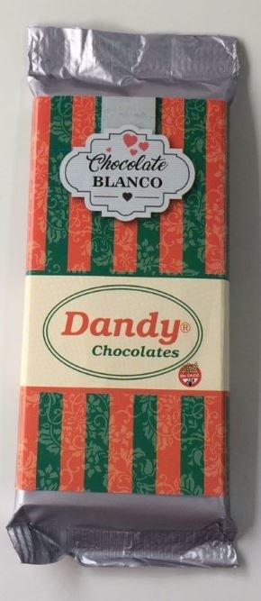 Chocolate blanco - Dandy Chocolates