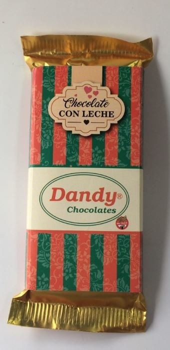 Chocolate con leche - Dandy Chocolates