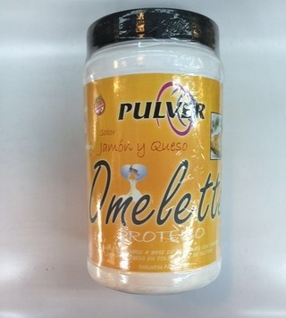 Omelette Proteico 500 gr - Pulver