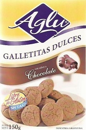 Galletitas de Chocolate  - AGLU