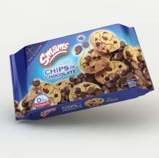 Galletitas de Vainilla con Chips Chocolate- Smams - comprar online