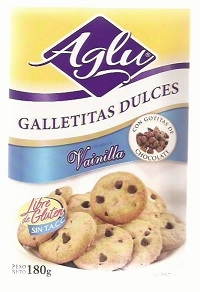 Galletitas Vainilla y Chocolate - AGLU