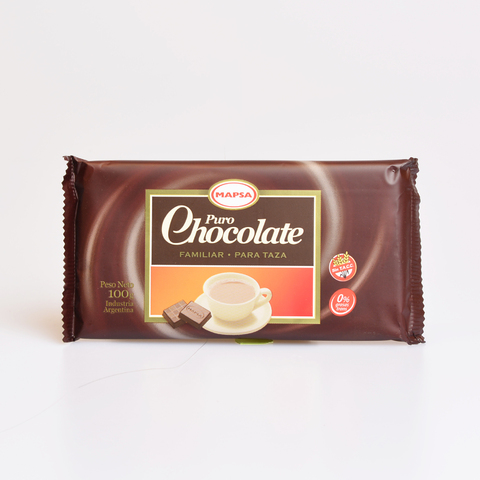 Chocolate Familiar para taza - Puro Chocolate- Mapsa - comprar online