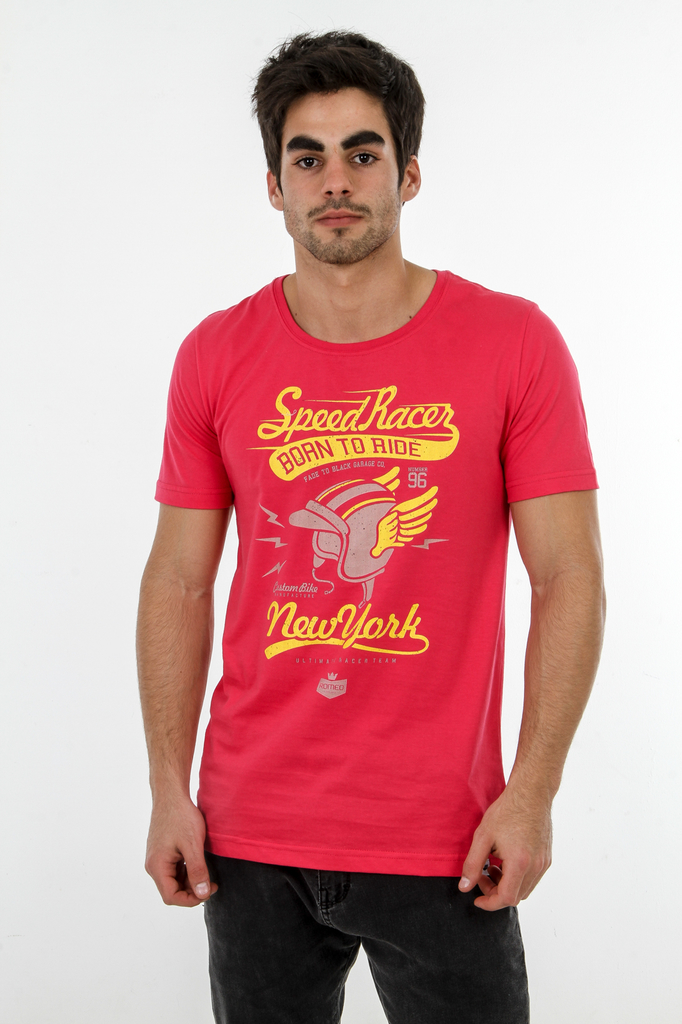 T-Shirt Speed Racer - Slim Fit na internet