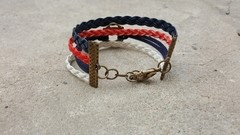 Pulseira Masculina Life Ring Vintage Navy - comprar online