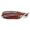Pulseira Complement Marrom Chocolate