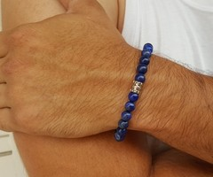 Pulseira Element Lapis-Lazúli na internet