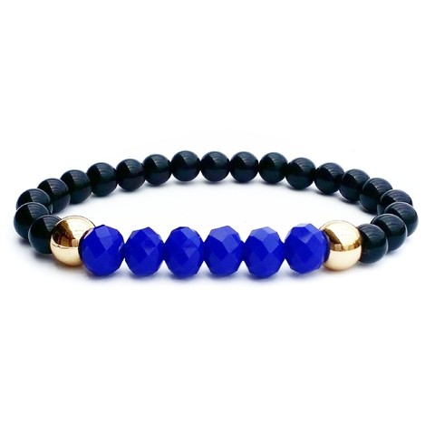 Pulseira Splash of Color Azul - comprar online