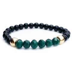 Pulseira Splash of Color Verde - comprar online